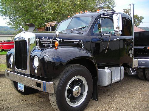 B 61 Mack Trucks : Mack truck model b mackattac pinterest models