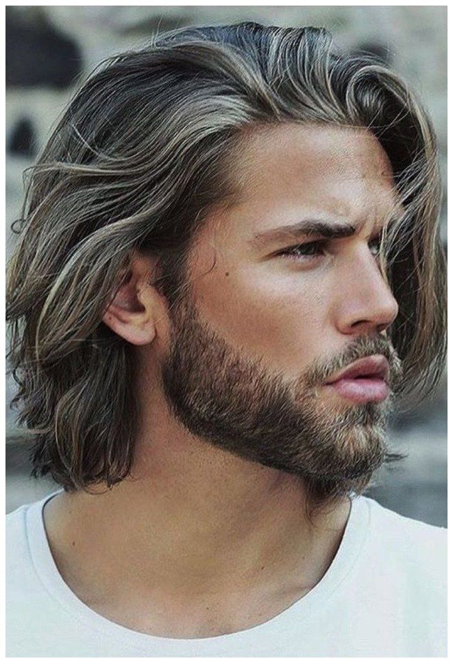Nice 45 Flattering Hairstyles For Men With Thinning Hair Snip For Confidence Click For Mens Hairstyles Medium Long Hair Styles Men Medium Length Hair Styles