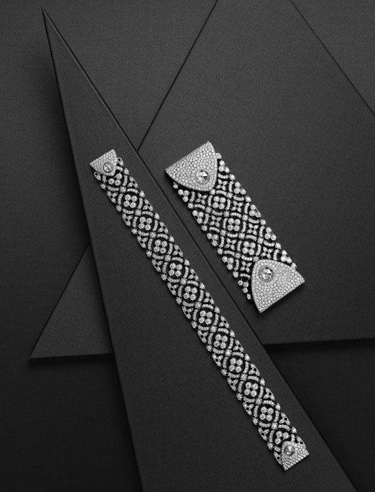 """""""Voyage Dans Le Temps"""" New Collection by @Angela Gray Bertasson Vuitton - High #Jewelry"""