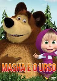 Resultado de imagem para masha eo urso