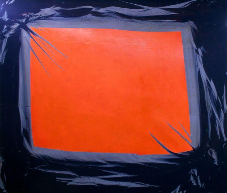 Chris Duncan, 'Skylight – Red & Blue (Summer Solstice - Winter Solstice 2016) Six-Month Exposure/Los Angeles', 2017