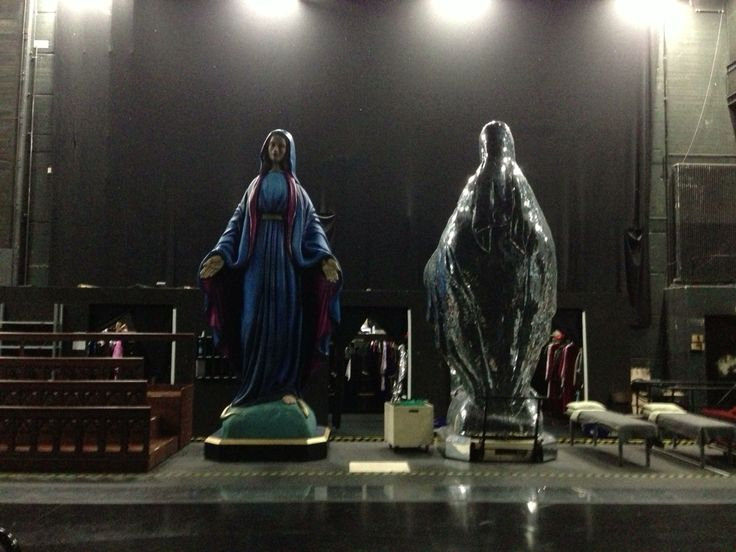 Sister Act Backstage