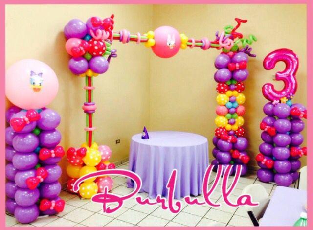 Enchanting Wall Balloons Decoration Image - Wall Art Design ...