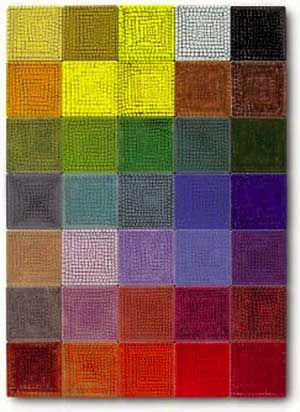 Marion Rosetzky tiles