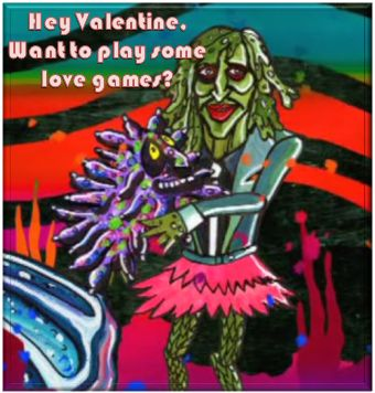 Happy Valentines Day from Old Gregg #Valentines