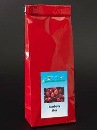Waddengoud Thee , een lekkere en gezonde thee van onze eilanden . Ingrediënten: cranberry, hibiscus, rozenbottel, rode bier, korenbloem, framboos, aroma.