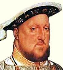 Генрих VIII (Henry VIII Tudor) — английский король с 1509 года, из династии Тюдоров, один из наиболее ярких представителей английского абсолютизма - http://to-name.ru/biography/genrih-8.htm