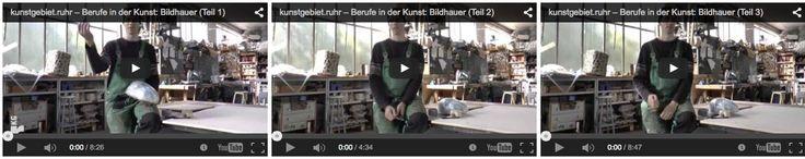 Spannende Infos über den Beruf eines Bildhauers. Gereon Krebber, seit drei Jahren auch Professor an der Kunstakademie in Düsseldorf, beantwortet uns Fragen zu diesem interessanten Berufsfeld.  Des Weiteren haben wir uns wieder einen Tipp der Woche für euch ausgesucht. Erfahrt morgen im Newsletter, welche Ausstellung ihr auf keinen Fall verpassen solltet!  http://www.kunstgebiet.ruhr/jugend-und-kunst/berufe-in-der-kunst