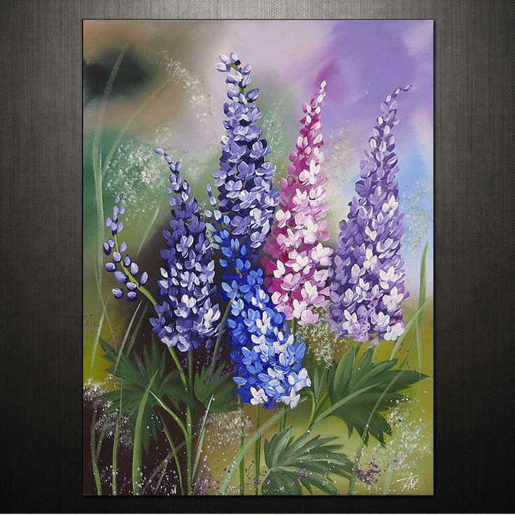 Vászonkép nappaliba. - Varázsold a természet szépségét az otthonodba festett vászonképekkel.