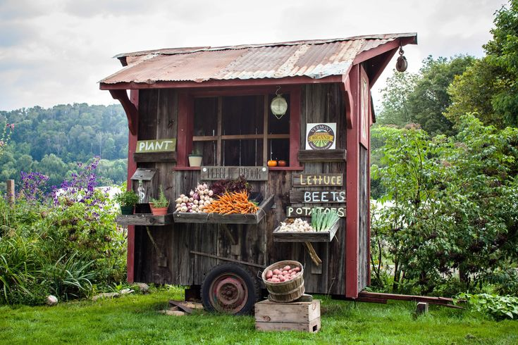 Roadside Stand Designs : Best reference images for fruits and vegetables quiet