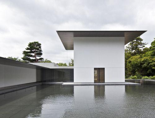 kureator: Daisetsu Suzuki Museum Kanazawa, Ishikawa, Japan Yoshio Taniguchi