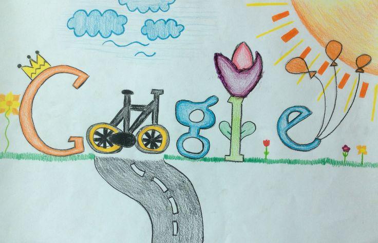 flag day google doodle