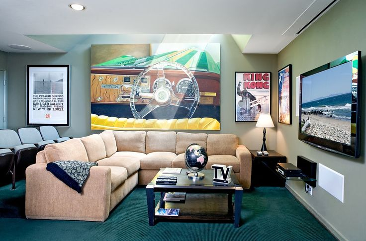 A sunken living room is a cozy space in a home that is designed with open floor concept. It's an amazing area as it gives you a separate space.