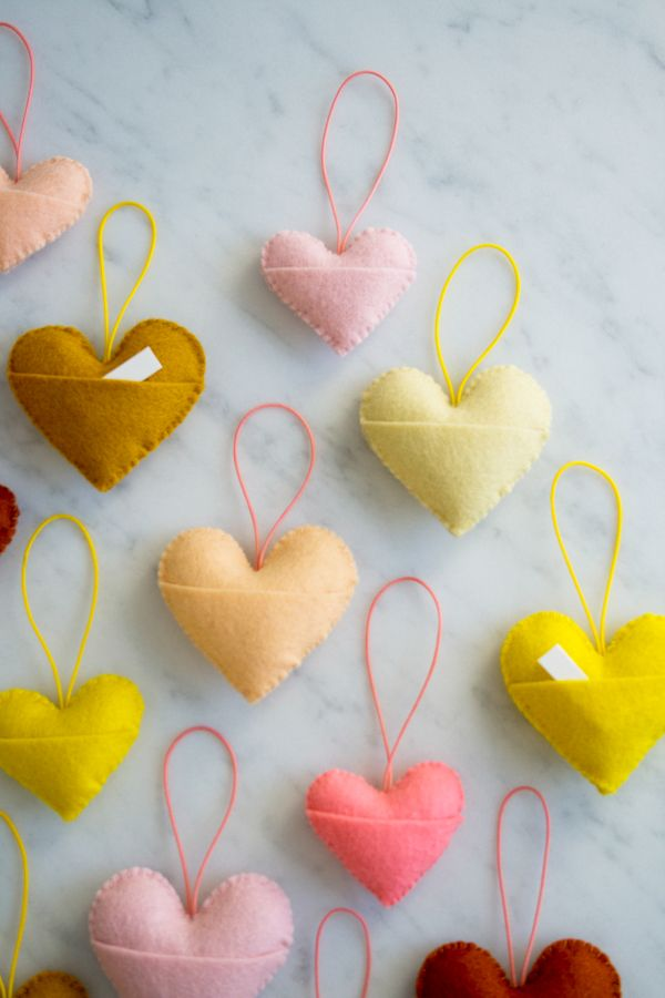 Sweetheart Charms   Purl Soho - Create