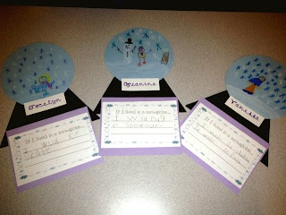 "Miss Stec's Kindergarten Kollections: Snow Globes, Snowmen & 55 Degree Weather! ""If I Lived in a Snow Globe..."" need to grind the story Snow Globe FamilyKindergarten Kollection, Winter Snowflakes, Globes Families, 55 Degree, Degree Weather, Snow Globes, Christmas Theme, Kindergarten Christmas, Stec Kindergarten"