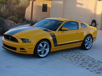 American Racing Wheels on Mustang Boss #AmericanRacingWheels #AmericanRacing #Mustang