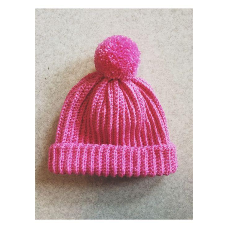Crochet beanie.❤️
