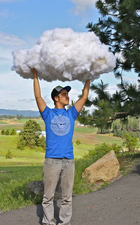 How to make a cloud :)