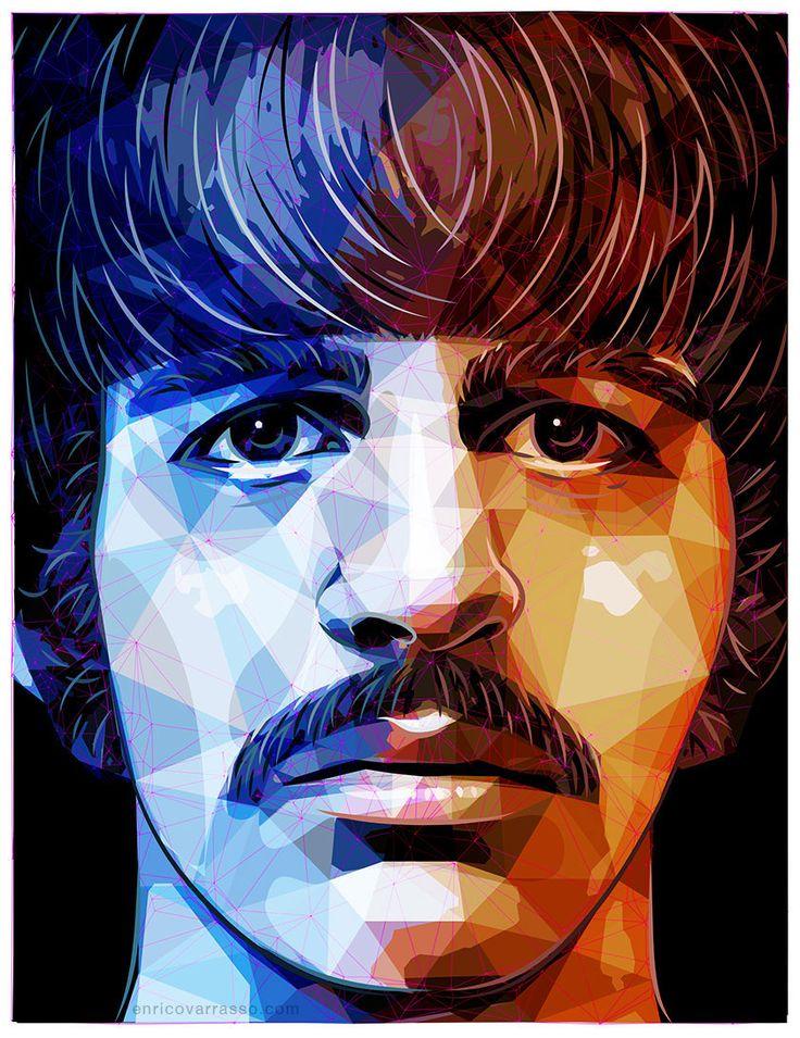 The Beatles - Ringo Starr                                                       …