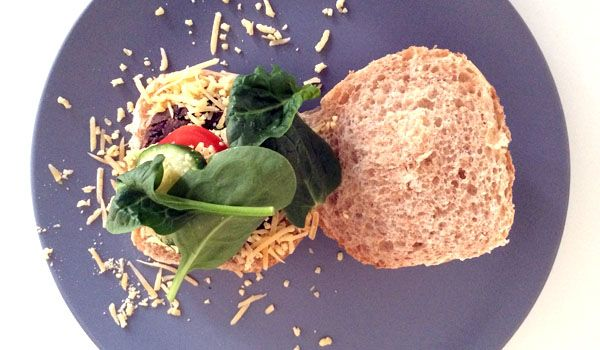 Vegetarian Black Bean Burgers.  Low-fat, Sugar Free and perfect for #nomeatmonday  #healthy