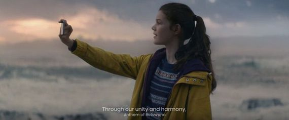 Samsung brilliantly mashes up national anthems for Olympics     - CNET  Technically Incorrect offers a slightly twisted take on the tech thats taken over our lives.  Enlarge Image  Its curiously affecting.                                               Samsung/YouTube screenshot by Chris Matyszczyk/CNET                                           Brands are desperate to infiltrate the Olympics Games because they assume everyone will be watching.   Consumer electronics giant Samsung is among the…