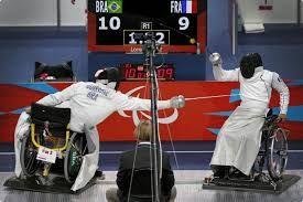 Resultado de imagem para poesia jogos paraolimpicos