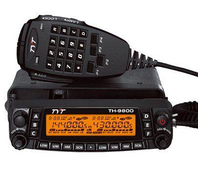 TYT Quad Band Transceiver 10M/6M/2M/70cm VHF/UHF TH-9800