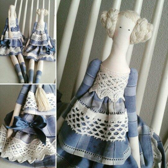 #mydoll# #doll# handmade#