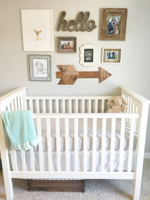 the girl in the red shoes: Gender Neutral Nursery Reveal