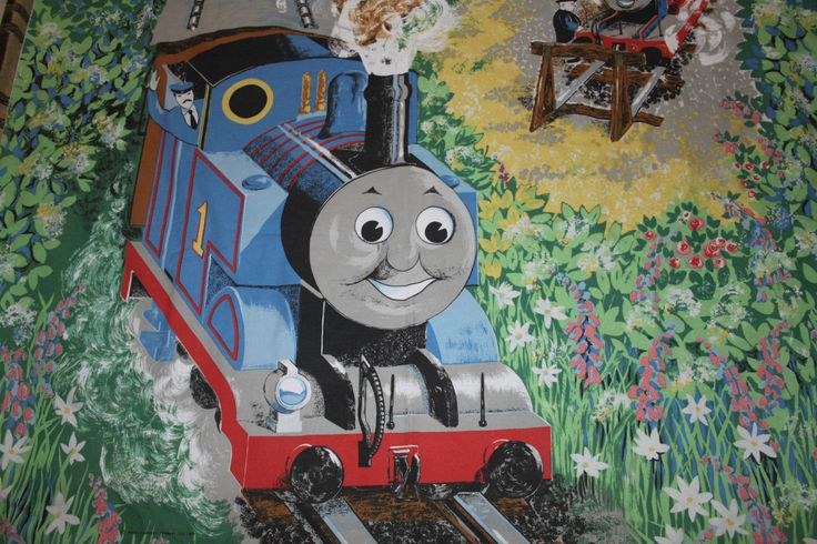 Thomas The Train Pillowcase Gorgeous 27 Best Thomas And Friends Train Tank Engine Images On Pinterest Inspiration Design
