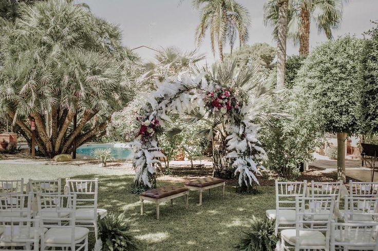 Una boda estilo años 20 inspirada en El Gran Gatsby