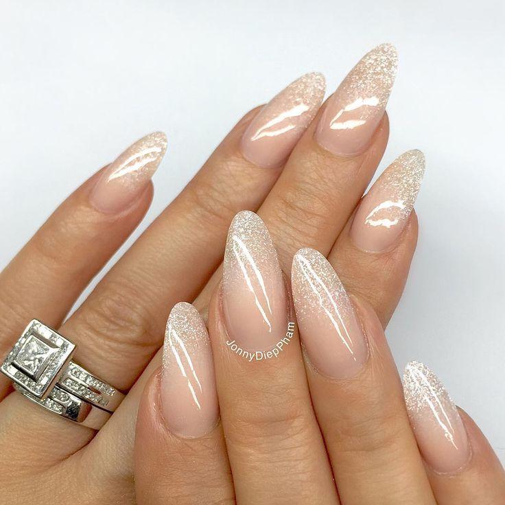 Simple and soft for Rasmya ⠀ ⠀⠀⠀⠀⠀⠀ ⠀⠀⠀ ⠀⠀⠀ #nail #nails # ...