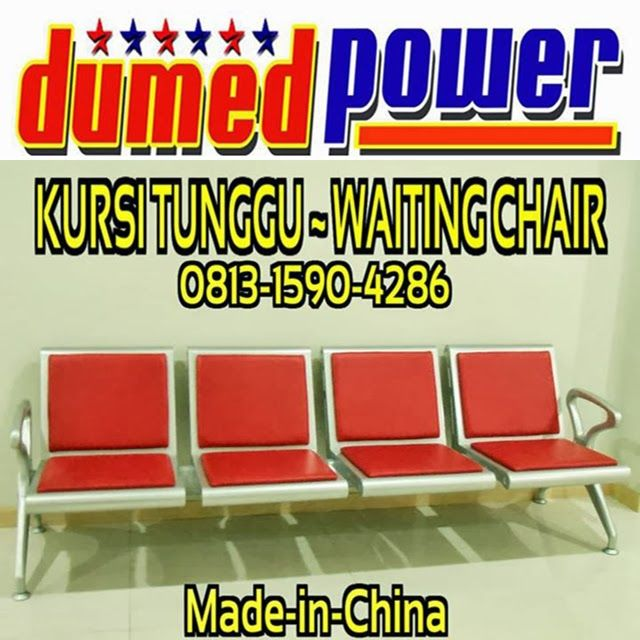 Jual : Kursi Tunggu untuk Ruang Tunggu | Sell : Waiting Chair for Waiting Room