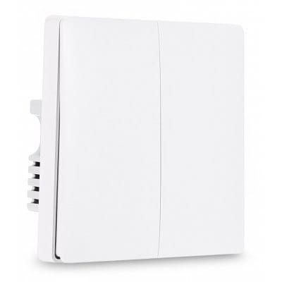 Xiaomi Aqara Wall Switch Smart Light Control ZigBee Version - https://www.mycoolnerd.com/listing/xiaomi-aqara-wall-switch-smart-light-control-zigbee-version/