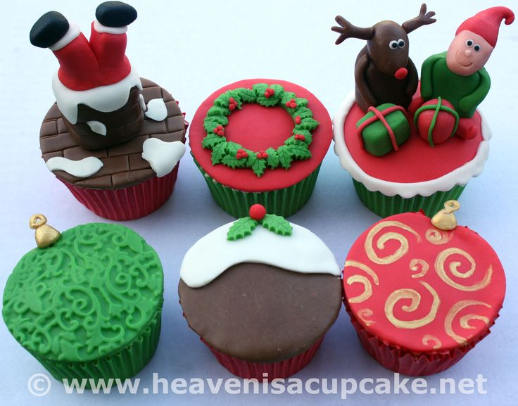 17 Best images about Christmas cupcake ideas for andersons ...
