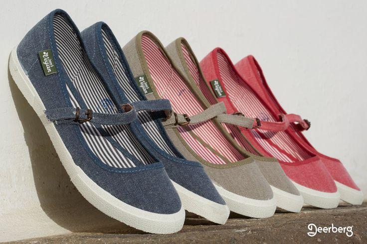 Vegane Schuhe  - für den Sommer. Die Schuhe von Johnnys Vegan bestehen aus  Leinen, das Innenfutter aus Baumwolle und die Sohle ist natürlich Kautschuk! #vegan #schuhe #sommer #jonnysvegan