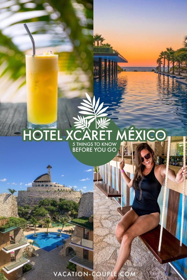 5 Things To Know Before Visiting Hotel Xcaret Mexico Mexico