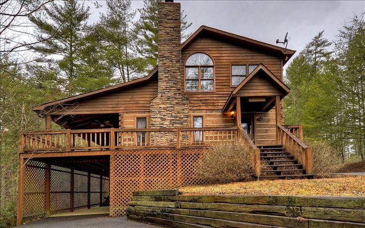 North Georgia Log Cabins for sale | North Georgia Mountain Realty, LLC - Real Estate for sale in Blue Ridge, GA
