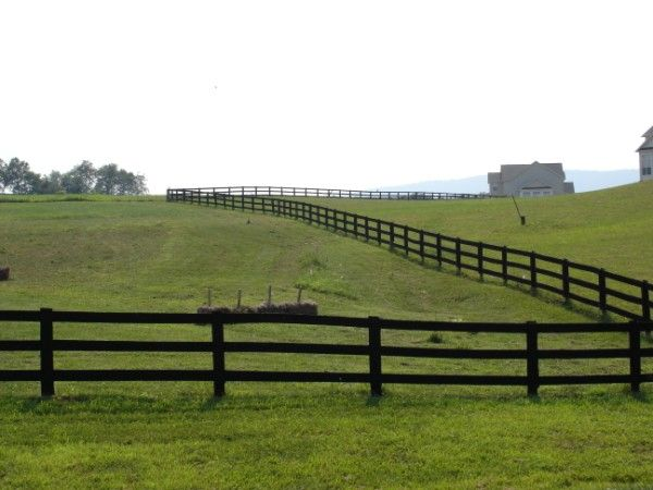 Wooden Farm Fence 117 best farm fencing images on pinterest   fence ideas, backyard