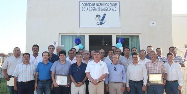 Celebra el Colegio de Ingenieros Civiles su 25 aniversario