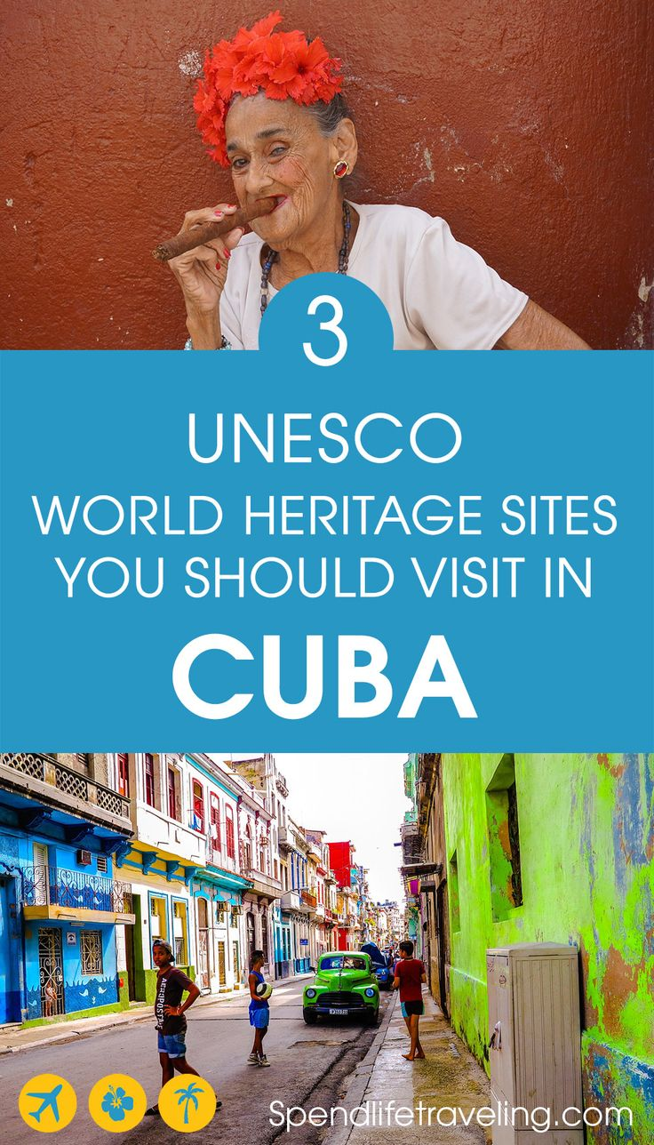 3 Must See Places When Traveling to Cuba