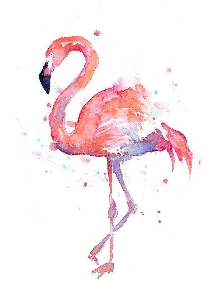 1000+ ideas about Flamingo Art on Pinterest | Flamingo ...