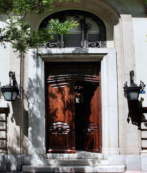 Historical Neobaroque Building, Athens Centre 2008. Architectural Study - Restoration - Refurbishment