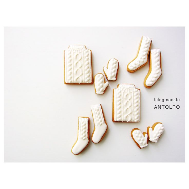|セーターアイシングクッキー|BLOG