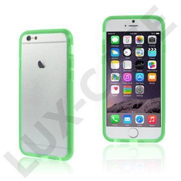 Jungsted (Grønn) Silikon iPhone 6 Bumper