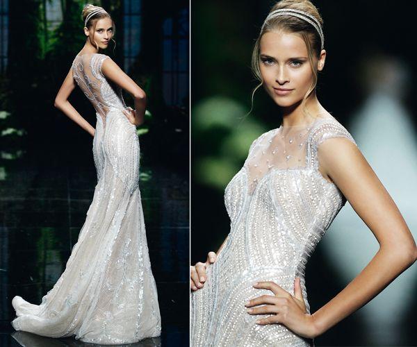 Brautkleid Modell Ventura Manuel Mota for Pronovias auf evetichwill hochzeitsblog