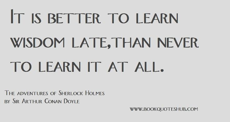 Sherlock Holmes Quotes | The adventures of Sherlock Holmes by Sir Arthur Conan Doyle