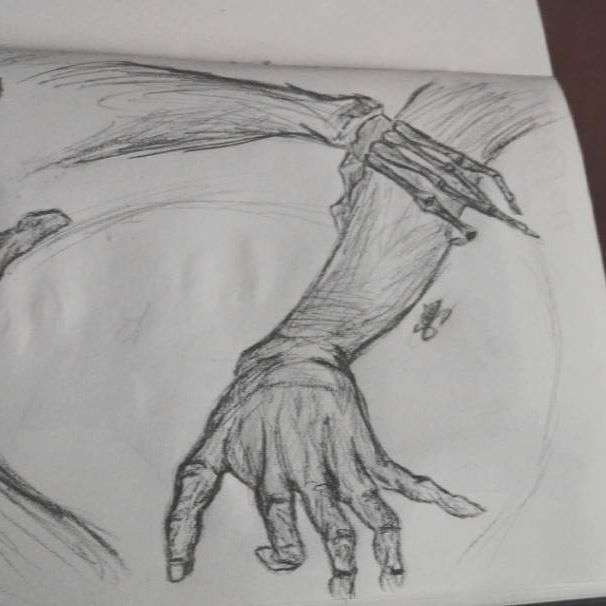 💣🔪  #speedsketch #drawing #sketchbook #artist #sketch #pendrawing #blackandwhite #amateurartist #artwork #hands #photography #picture  #art #photo #arms #anatomy
