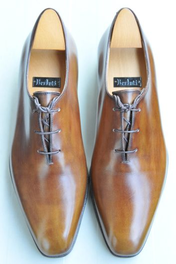 Berluti Alessandro, Venezia leather, Blake stitched