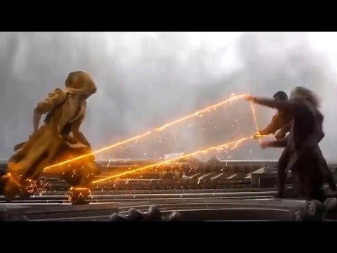 Image result for doctor strange opening battle